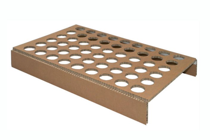 We have the possibility to produce small, as well as large protective padding out of honeycomb stamping plates.
